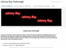 Johnny Ray Yarbrough