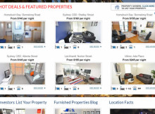 furnished and serviced apartments in Melbourne