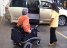 used wheelchair van for sale