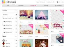 Create Amazing Looking Postcards with Ease from Your Home