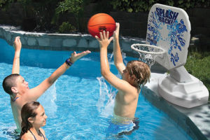 Get the Best Portable Poolside Basketball Hoops Available