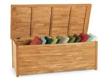 Best Patio cushion storage containers