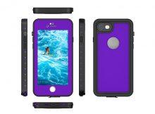 Waterproof case for Apple iphone 7 / iphone 8