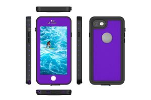 Waterproof case for Apple iphone 7 / iphone 8