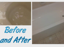 bath tub refinish
