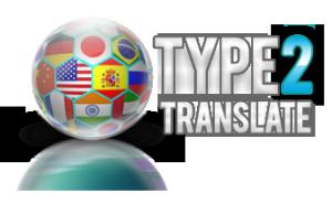 Professional translation service