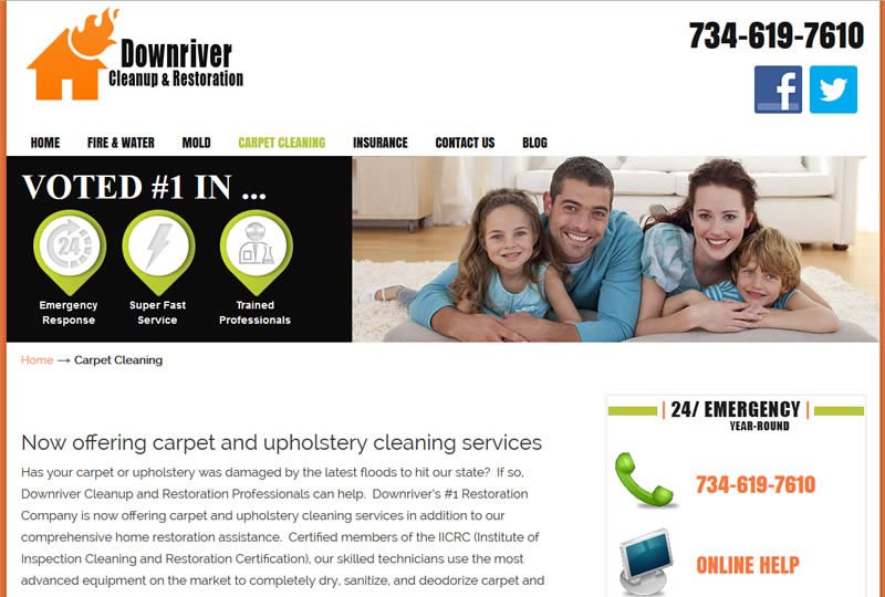 Need Carpet Cleaning In Downriver Michigan Access Your Bars