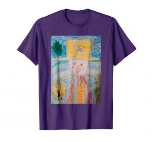 Art is Back! Check out Some Amazing T-Shirts Designed by Kids