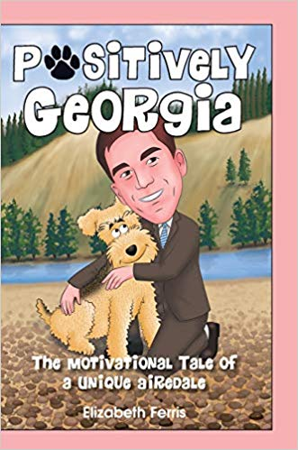 International Best Seller, New Children's Book called Positively Georgia, by Author Elizabeth Ferris
